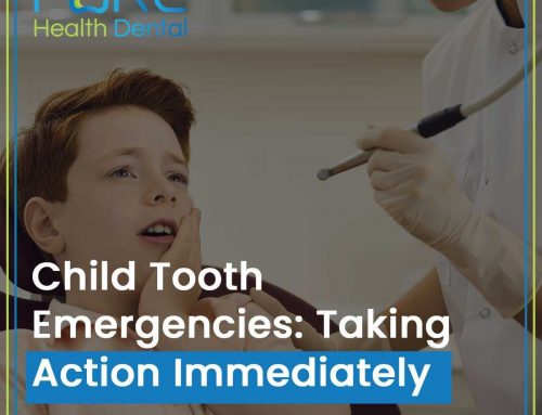 Child Tooth Emergencies: Taking Action Immediately