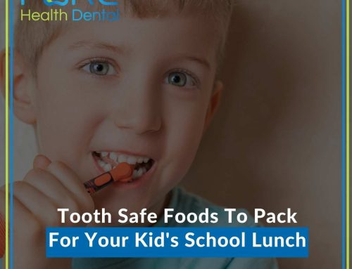 Tooth Safe Foods To Pack For Your Kid's School Lunch